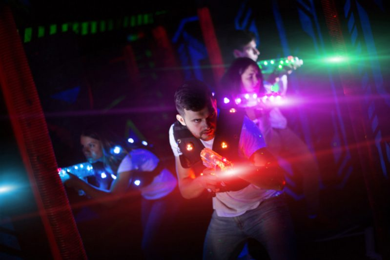 laser tag cruise
